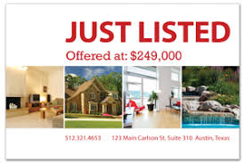 realtor just listed flyer design template sfl 1065