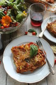 cuisine lasagne a beginner s lasagna vegan bolognaise lasagna with tvp valises