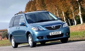 mazda minivan mazda mpv estate review 1999 2004 parkers