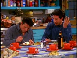 the one where ross got high friends central fandom powered by
