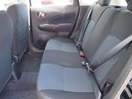 nissan versa note back seat 2016 nissan versa note sv city arkansas wood motor company