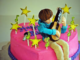 breezie u0027s cakes justin bieber birthday cake