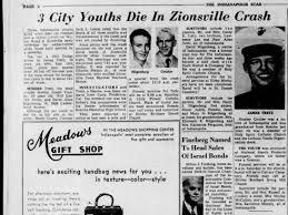 david hilgenberg car crash death newspapers com