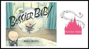 baby books online the bossier baby by marla frazee kids books read aloud