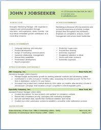 download resume sample in word format download resume format word
