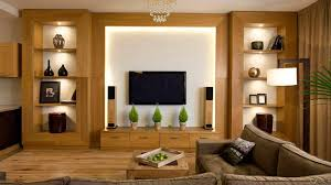 Kesar Interior Furnishing Modern TV Cabinet Wall Units Living - Living room unit designs