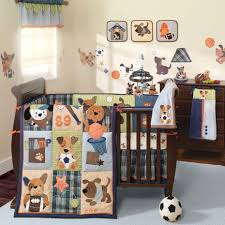 Construction Crib Bedding Set Boy Baseball Crib Bedding Construction Crib Bedding Set 2