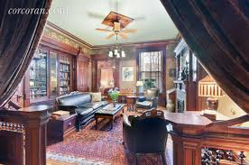 victorian homes interiors renaissance revival brownstone in bed stuy has original u0027speaking