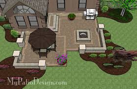Patio Plans And Designs by Simple Backroom Extension Patio Tinkerturf