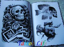 death skull tattoo art photos pictures and sketches tattoo