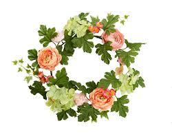 ikea hack faux real flower arrangement