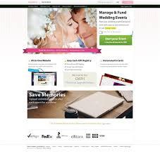 wedding fund websites 17 best wedding technology images on wedding