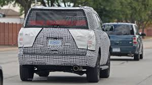 Fords New Bronco 2018 Ford Expedition Spy Shots And Latest Ford Rumors