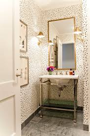 design trend wallpapered powder rooms callier and thompson