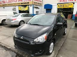 mitsubishi mirage hatchback 2015 used 2015 mitsubishi mirage hatchback 5 990 00