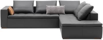 canapé d angle modulable contemporain en tissu mezzo boconcept