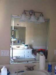 How To Remove Bathroom Mirror Best 25 Mirror Trim Ideas On Pinterest Framed Bathroom Mirrors