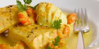 curcuma en cuisine fricassée de poissons au curcuma facile recette sur cuisine