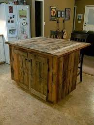 kitchen cabinets made out of pallet wood top 30 the best diy pallet projects for kitchen amazing