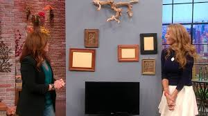 genevieve gorder shares easy chic and affordable decorating hacks