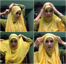 tutorial hijab paris zaskia tutorial hijab paris menutup dada ala zaskia mecca