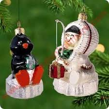 104 best hallmark frosty friends ornaments images on