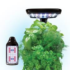 miracle gro aerogarden sprout led black select products