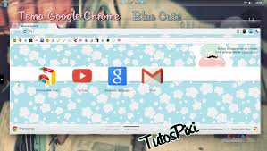 chrome themes cute temas google chrome by tutospixi on deviantart