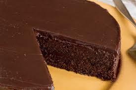 recipe southern style chocolate cake with chocolate ganache