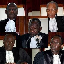 si e du conseil constitutionnel décision du conseil constitutionnel sénégalais au regar du droit positif