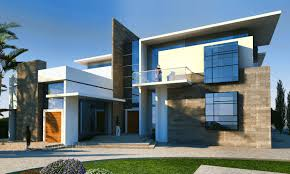modern villa home design