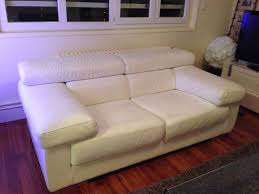 canape cuir blanc achetez canapé s cuir blanc occasion annonce vente à biarritz
