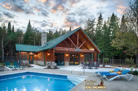 luxury log homes with pool room design plan cool to luxury log