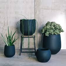 designer plant pots waterfaucets