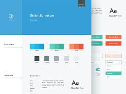 9 best style guide images on pinterest style guides brand style