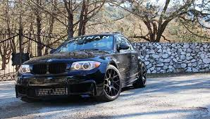 bmw 1m black driving the dinan s3 r bmw 1m coupe robb report