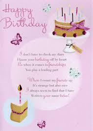 birthday cards for friends birthday cards for a friend birthday ideas