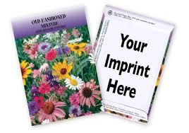 custom seed packets fashioned mix flower seed packets the retail line