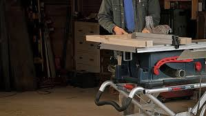 Contractor Table Saw Reviews Portable Tablesaws Finewoodworking
