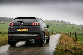 used peugeot suv new peugeot 3008 suv uk launch experience in pictures