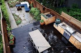 idee amenagement cuisine exterieure cuisines idée aménagement cuisine extérieure table chaise