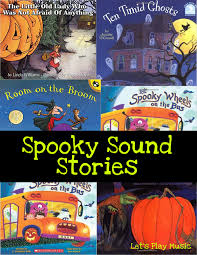 spooky sound stories for halloween let u0027s play music