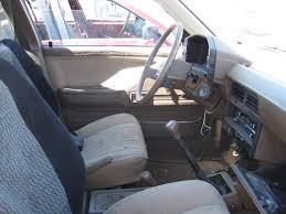 subaru station wagon interior junkyard find 1987 toyota tercel 4wd wagon the truth about cars
