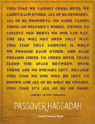passover haggadah voice for peace jvp passover haggadah blm