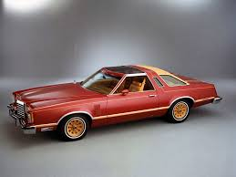 1978 ford thunderbird sport t roof convertible ugly 70 u0027s usa
