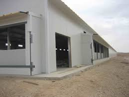 agricutural project project qingdao kxd steel structure