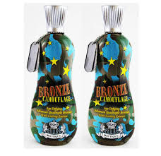 tanning bed lotion designer skin bronze camouflage tanning bed lotion love it