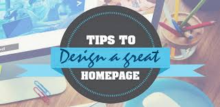 website homepage design 18 practical websites homepage design tips and excellent exles