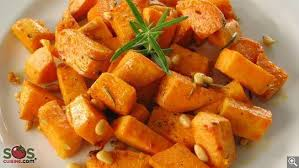 patate douce cuisine patates douces au romarin