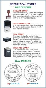 notary st seals delaware